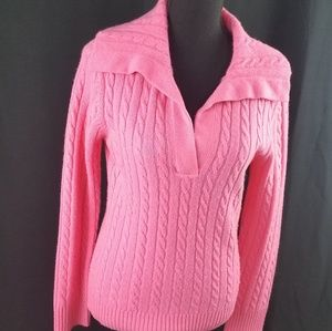Lauren Ralph Lauren cashmere long sleeve sweater